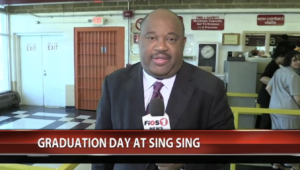 Graduation day at Sing Sing: Dozens of prisoners earn their associate's degree behind bars