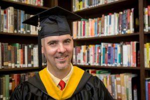 Hudson Link Graduation 2016, Valedictorian William Walsh