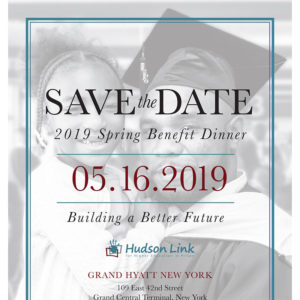 2019 Spring Benefit Dinner: Building a Better Future